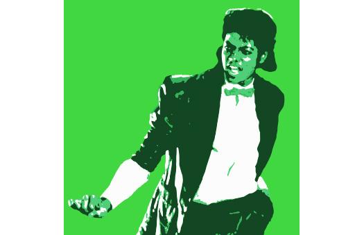 1980s lithograph MJ Green