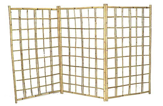 Accessories bamboo square float Large