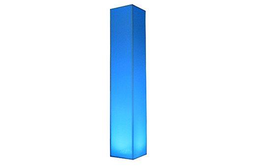 Accessories geoform columns blue Large
