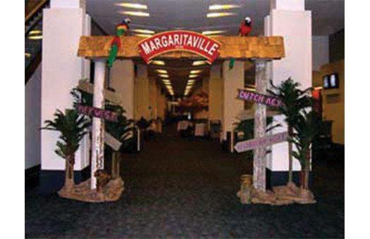 Beach Margaritaville Large