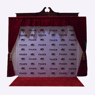 step and repeat Richmond Virginia DC Maryland special event rentals events rentals