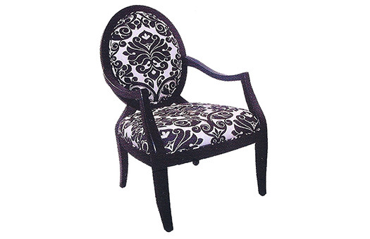 Chairs damask chair Large