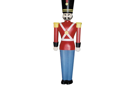 Christmas Toy Soldier small event decor rentals event decor rentals Large