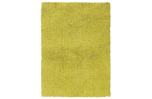 Confetti rug yellow large