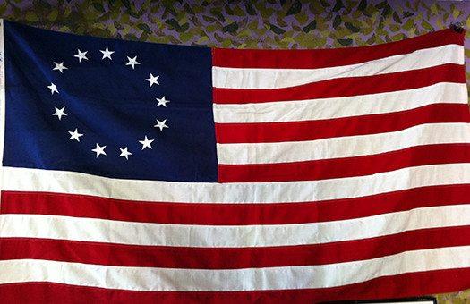 Flags Colonial Event decor rental NOVA Large