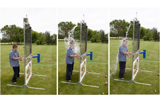 Games Beat The Bucket outdoor poplet