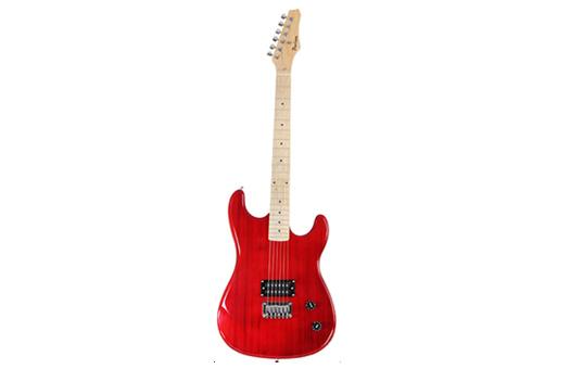 Prop Guitar Davison Red 39 09817
