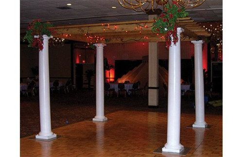 Garden Trellis Richmond Virginia DC Maryland event canopy rentals