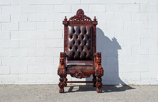 chairs kings throne mahogany leather IMG 7269 large