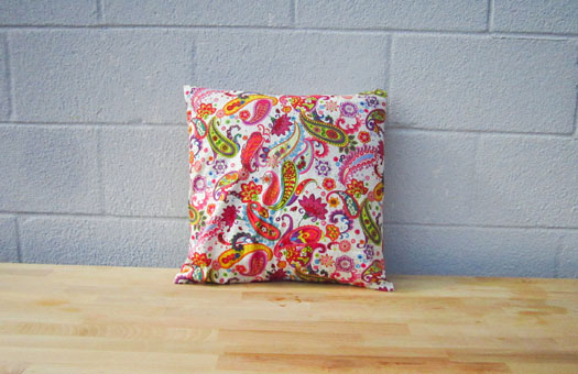 furniture and bars pillows paisly print pillow large