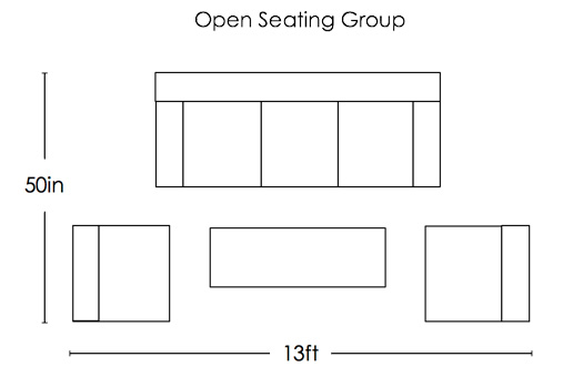 furniture diagrams 0009 open seating group large
