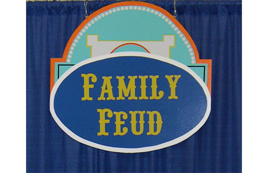 signs Family Feud large