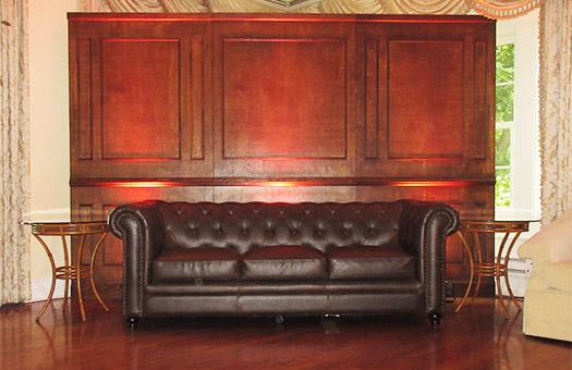 walls english chestnut living room IMG 0712 large